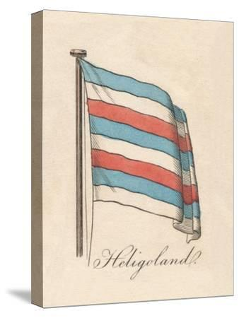 'Heligoland', 1838-Unknown-Stretched Canvas Print