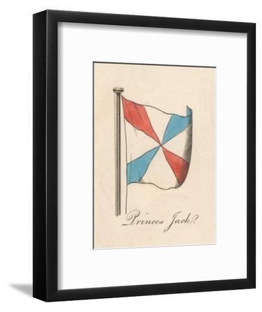 'Princes Jack', 1838-Unknown-Framed Giclee Print