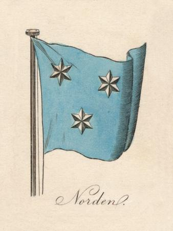 'Norden', 1838-Unknown-Framed Giclee Print