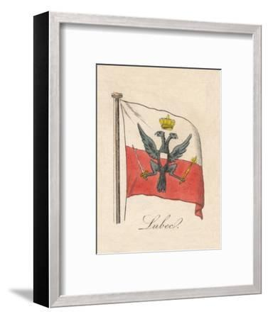 'Lubec', 1838-Unknown-Framed Giclee Print