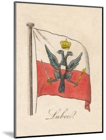 'Lubec', 1838-Unknown-Mounted Giclee Print