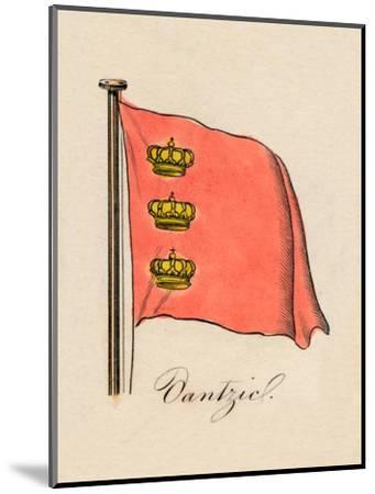 'Dantzic', 1838-Unknown-Mounted Giclee Print