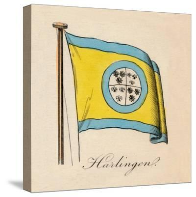 'Harlingen', 1838-Unknown-Stretched Canvas Print