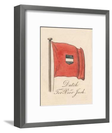 'Dutch Ter-Veer Jack', 1838-Unknown-Framed Giclee Print