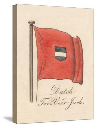 'Dutch Ter-Veer Jack', 1838-Unknown-Stretched Canvas Print