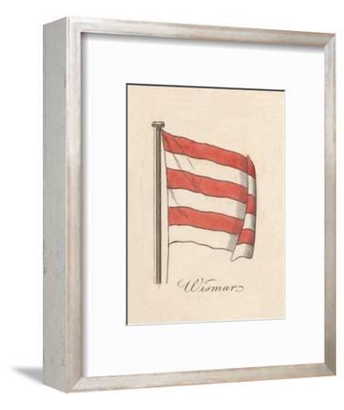 'Wismar', 1838-Unknown-Framed Giclee Print