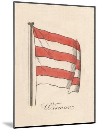 'Wismar', 1838-Unknown-Mounted Giclee Print