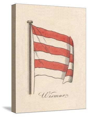 'Wismar', 1838-Unknown-Stretched Canvas Print