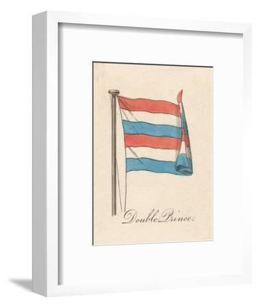 'Double Prince', 1838-Unknown-Framed Giclee Print