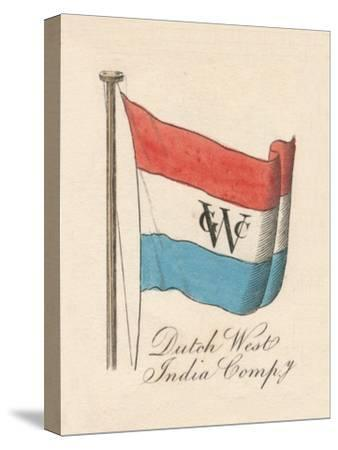 Dutch West India Company', 1838-Unknown-Stretched Canvas Print