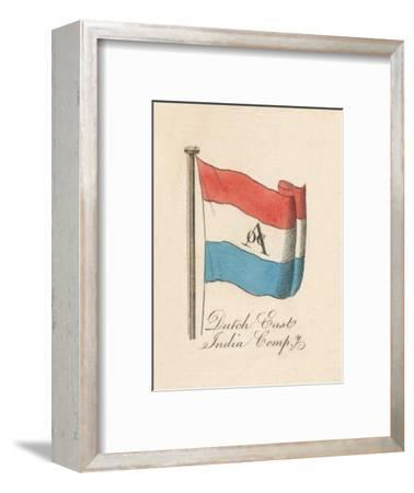 'Dutch East India Company', 1838-Unknown-Framed Giclee Print