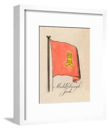 'Middlesburgh Jack', 1838-Unknown-Framed Giclee Print