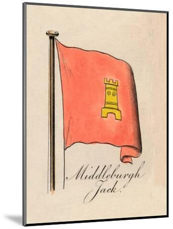 'Middlesburgh Jack', 1838-Unknown-Mounted Giclee Print