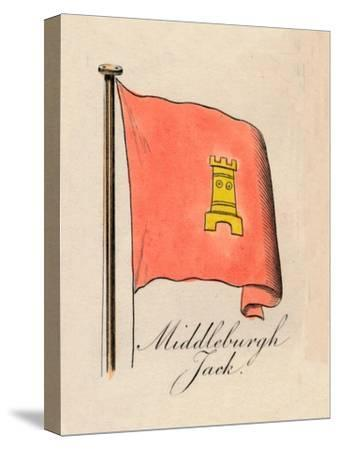 'Middlesburgh Jack', 1838-Unknown-Stretched Canvas Print