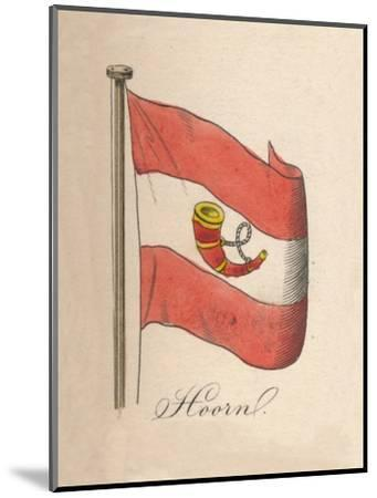 'Hoorn', 1838-Unknown-Mounted Giclee Print