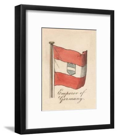 'Emperor of Germany', 1838-Unknown-Framed Giclee Print