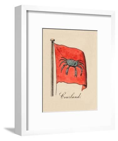 'Courland', 1838-Unknown-Framed Giclee Print
