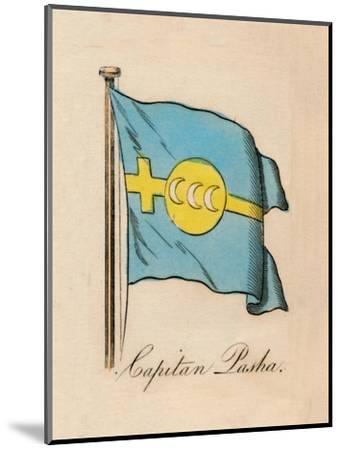 'Capitan Pasha', 1838-Unknown-Mounted Giclee Print