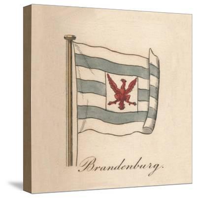 'Brandenburg', 1838-Unknown-Stretched Canvas Print