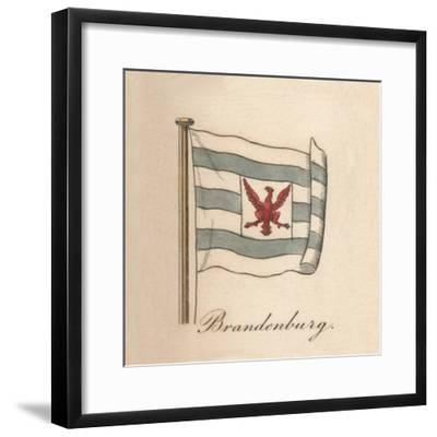 'Brandenburg', 1838-Unknown-Framed Giclee Print