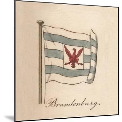 'Brandenburg', 1838-Unknown-Mounted Giclee Print