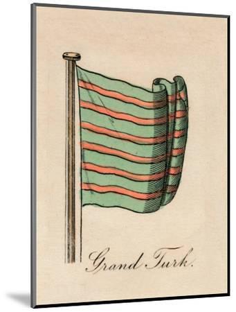 'Grand Turk', 1838-Unknown-Mounted Giclee Print