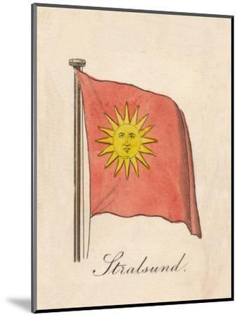'Stralsund', 1838-Unknown-Mounted Giclee Print