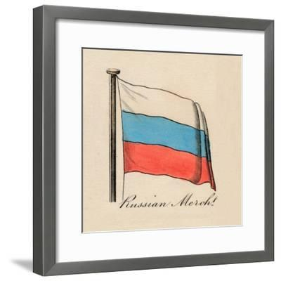 'Russian Merchant', 1838-Unknown-Framed Giclee Print