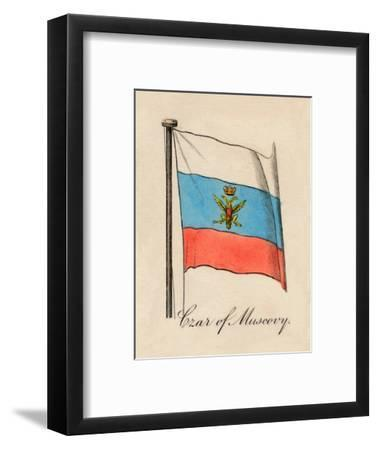 'Czar of Muscovy', 1838-Unknown-Framed Giclee Print