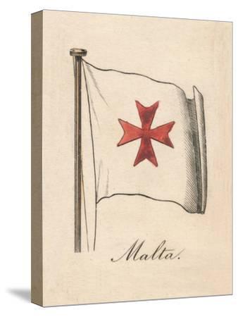 'Malta', 1838-Unknown-Stretched Canvas Print