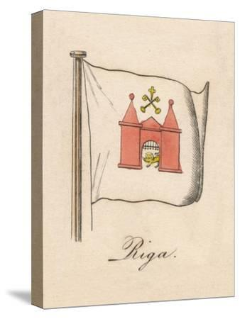 'Riga', 1838-Unknown-Stretched Canvas Print