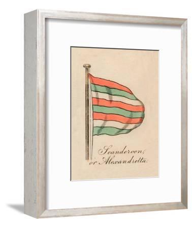 'Scanderoon, or Alexandretta', 1838-Unknown-Framed Giclee Print