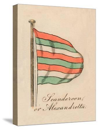 'Scanderoon, or Alexandretta', 1838-Unknown-Stretched Canvas Print