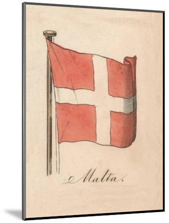 'Malta', 1838-Unknown-Mounted Giclee Print