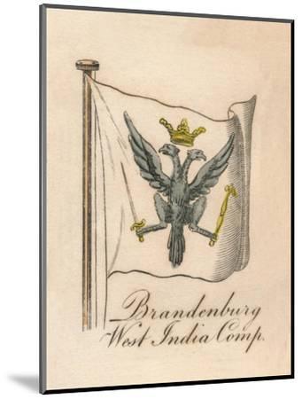 'Brandenburg West India Comp', 1838-Unknown-Mounted Giclee Print