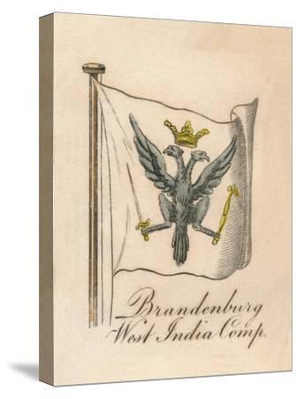 'Brandenburg West India Comp', 1838-Unknown-Stretched Canvas Print