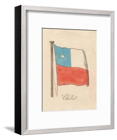 'Chili', 1838-Unknown-Framed Giclee Print