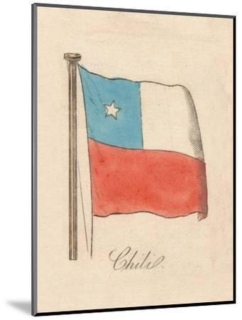 'Chili', 1838-Unknown-Mounted Giclee Print