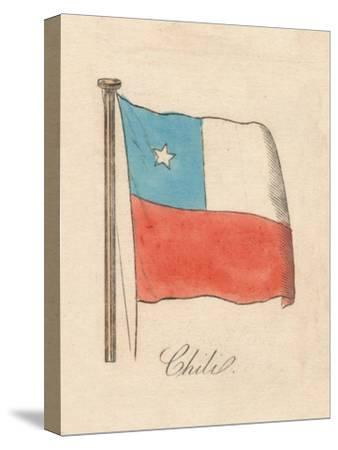 'Chili', 1838-Unknown-Stretched Canvas Print