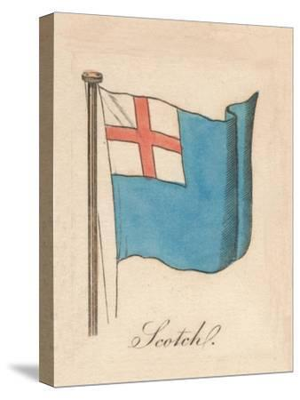 'Scotch', 1838-Unknown-Stretched Canvas Print