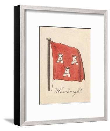 'Hamburgh', 1838-Unknown-Framed Giclee Print
