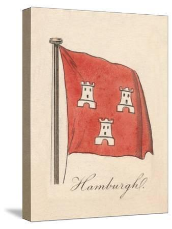 'Hamburgh', 1838-Unknown-Stretched Canvas Print