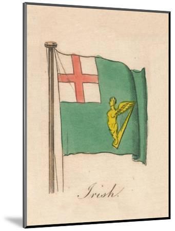 'Irish', 1838-Unknown-Mounted Giclee Print