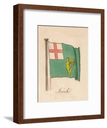 'Irish', 1838-Unknown-Framed Giclee Print