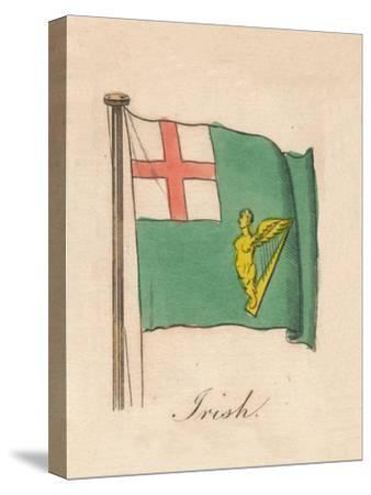 'Irish', 1838-Unknown-Stretched Canvas Print