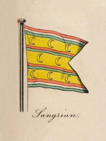 'Sangrian', 1838-Unknown-Framed Giclee Print