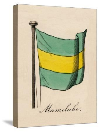 'Mameluke', 1838-Unknown-Stretched Canvas Print