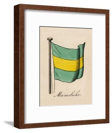 'Mameluke', 1838-Unknown-Framed Giclee Print