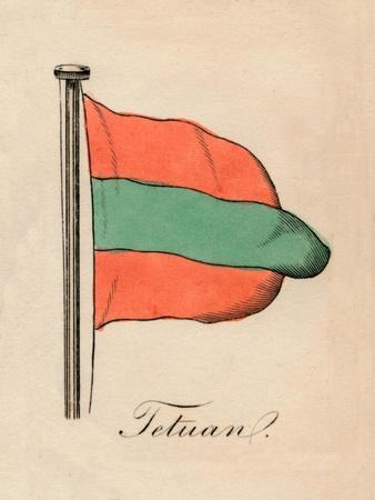 'Tetuan', 1838-Unknown-Framed Giclee Print