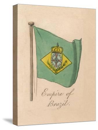 'Empire of Brazil', 1838-Unknown-Stretched Canvas Print
